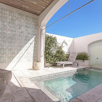Moroccan Style Pool, Cottage, Pool