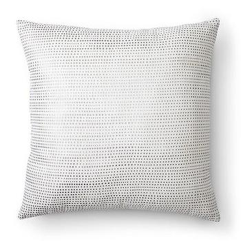 Nate Berkus  Metallic Dot Decorative Pillow