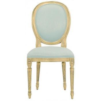 Palais Chair in Gold