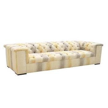 Old Hickory Tannery Walsh Tufted Sofa