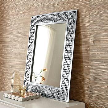 Soho Mosaic Mirror