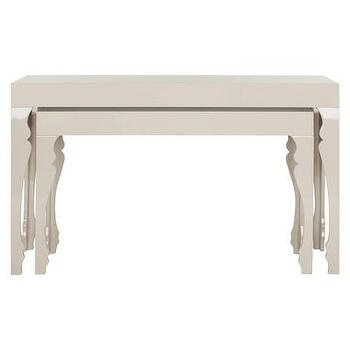 Safavieh Beth Nested Console Table