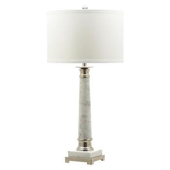 Safavieh Colleen Faux Marble Table Lamp