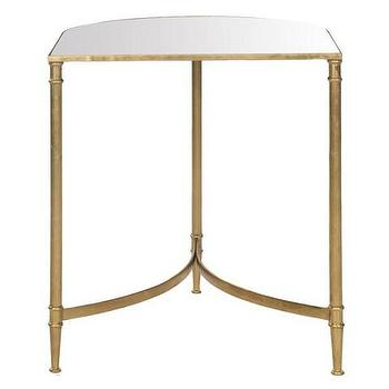 Safavieh Gold Accent Table