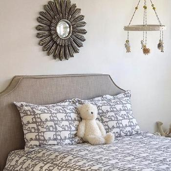 Restoration Hardware Baby and Child Rylan Headboard, Transitional, Boy's Room
