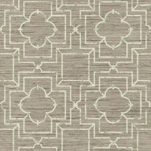 Ashford House Irongate Trellis Wallpaper