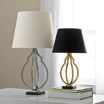 Harper Large Table Lamp and Shade