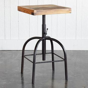 Hudson Adjustable Side Table