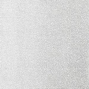 Schumacher Celano Vine Silver Wallpaper