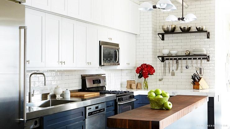 80 Cool Kitchen Cabinet Paint Color Ideas  Flux Decor