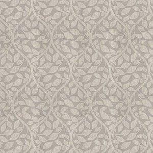 S. Harris Modern Leaves Platinum Fabric