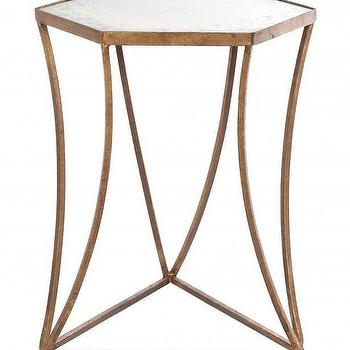 Triangulo Side Table by Aidan Gray