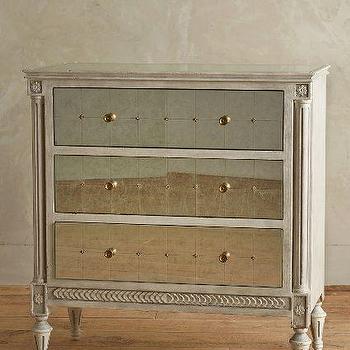 Mirelle Three Drawer Dresser