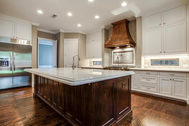 Kitchen With Corner Pantry Transitional Kitchen