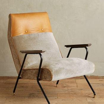 Velvet Quentin Chair