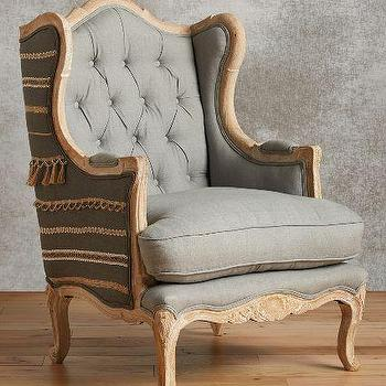 Andorry Wingback Chair