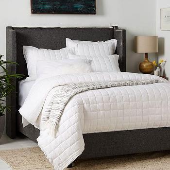 Natural Broderick Shelter Bed