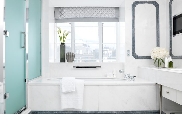 Frosted glass windows for bathrooms