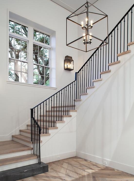 Iron And Concrete Staircase Design Ideas
