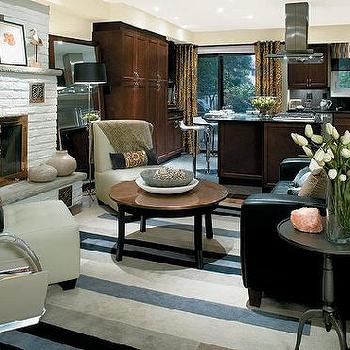 Candice Olson Living Rooms, Contemporary, living room, Candice Olson