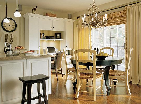 Candice olson dining rooms cottage dining room for Candice olson kitchen designs photos