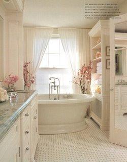 ivory luxury bathroom