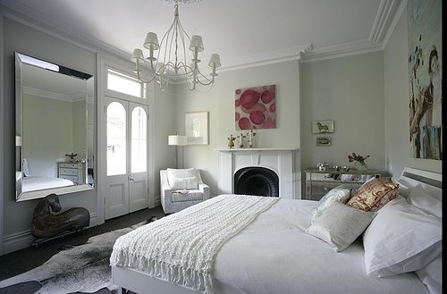 Chic Gray Bedroom Design Decor Photos Pictures Ideas