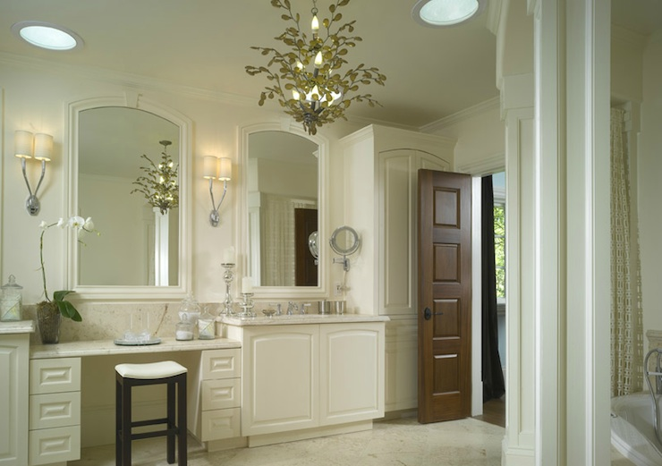 Elegant master bedroom traditional bathroom ecomanor for Elegant master bathroom ideas