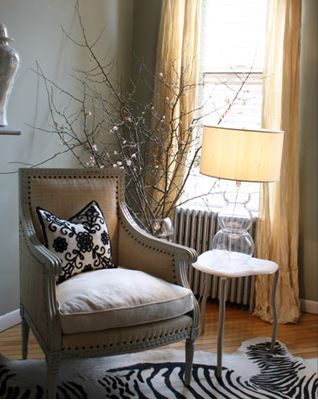 Living Room Corner ChairLiving Room Corner Chair   French   living room   Daniel M Pafford. Corner Chairs Living Room. Home Design Ideas