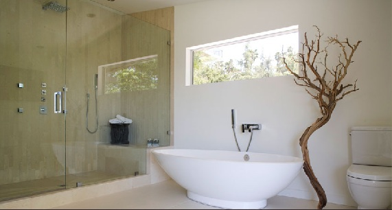 Modern Bathroom Ideas Modern Bathroom Brown Design