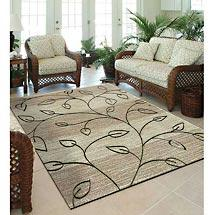 Walmart.com: Orian Stonebrook Indoor/ Outdoor Area Rug, Driftwood: Decor