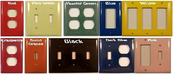 decorative light switch plate covers - Decorative Light Switch Covers