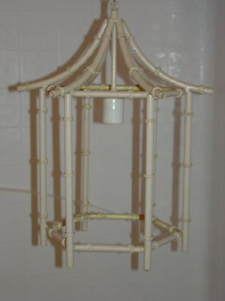 Pagoda chandelier bamboo lamp aloadofball Images