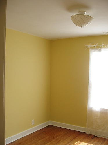 Yellow painted rooms excellent best ideas about yellow for Yellow painted rooms