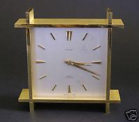 HOLLYWOOD REGENCY TURLER BRASS CLOCK EAMES ERA, eBay (item 200238906384 end time Jul-21-08 18:00:00 PDT)