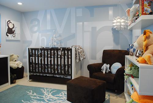Toddler Boy Bedroom Theme Ideas: Nursery Murals