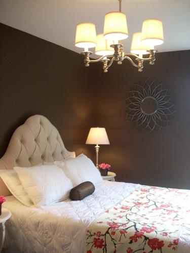 Bedroom Benjamin Moore Clinton Brown