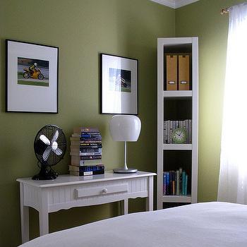 Moss Green Paint Colors