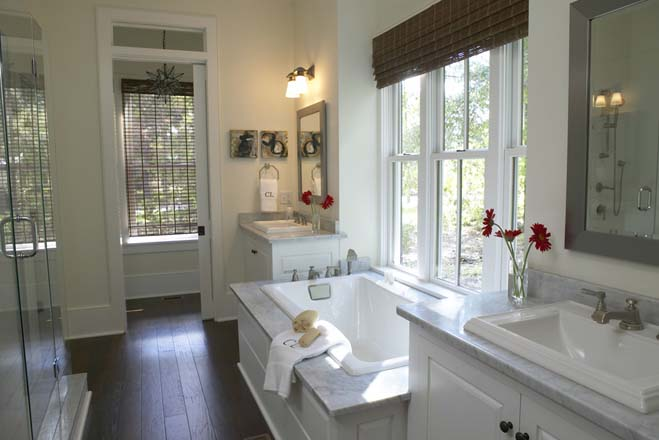 White Bathroom Ideas 659 x 440