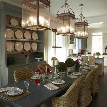 dining room lanterns design ideas