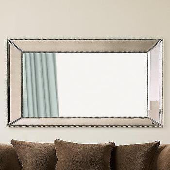 Restoration Hardware-Venetian Beaded Mirrors