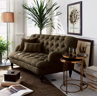 Tufted Design Ideas