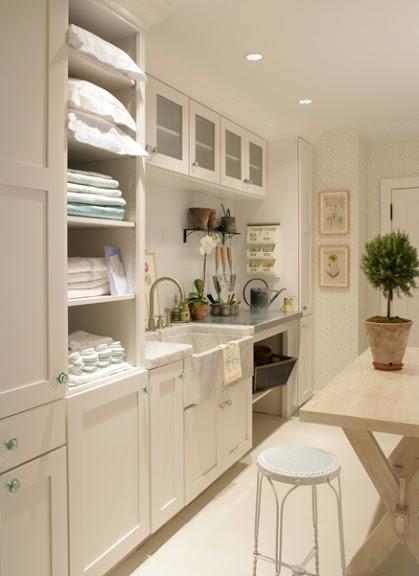 Superbe Cottage Laundry Room