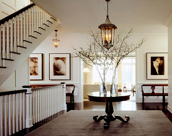 Entrance foyer for Elegant foyer decor