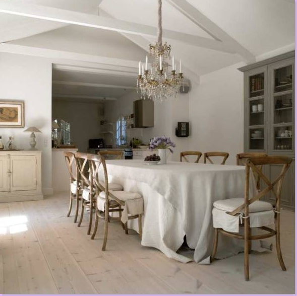French Country Dining Room