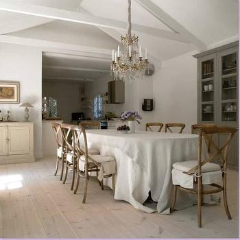 French Country Dining Room, French, dining room