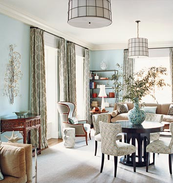 Dining Room Farrow And Ball Pale Powder