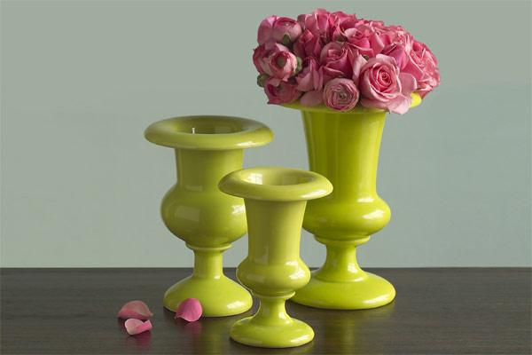 Lux Lime Urns
