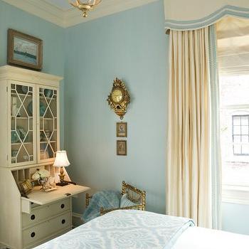 Cornice Box Ideas, Transitional, bedroom, Kelley Interior Design