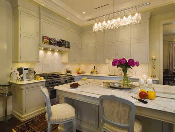 Kitchen Chandelier Design Ideas